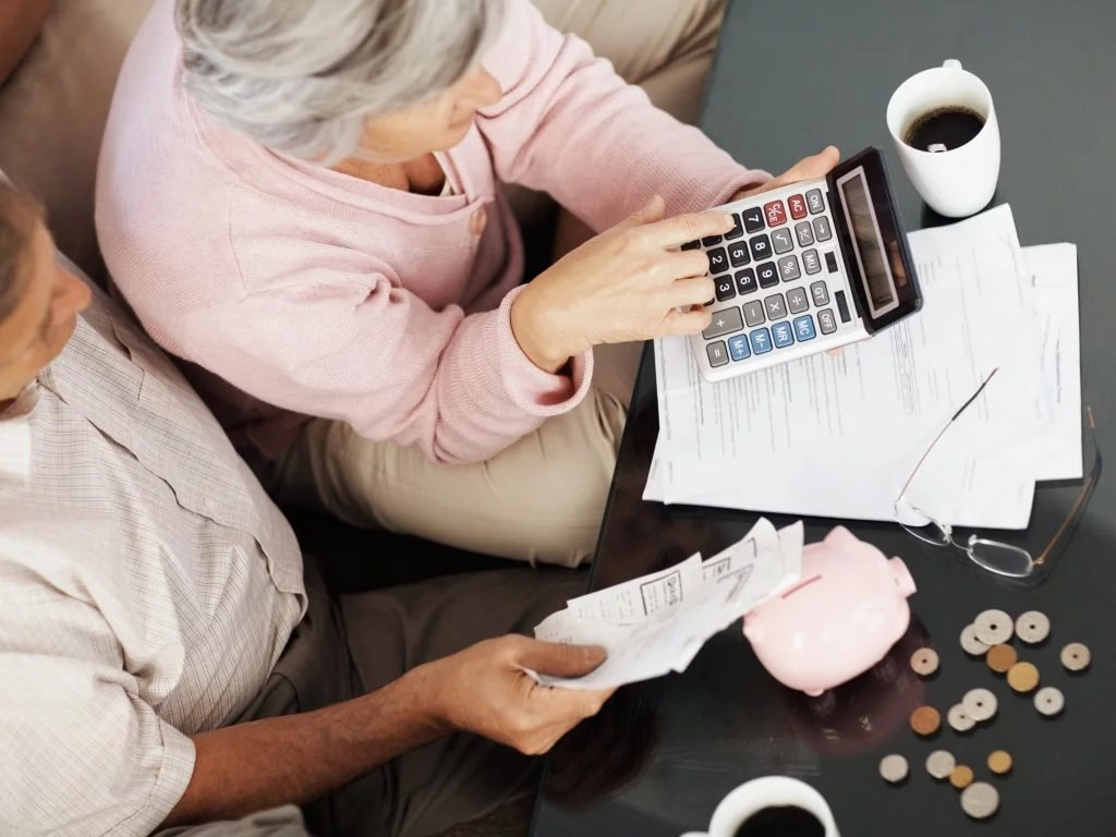 Кредит пенсионеру в банке