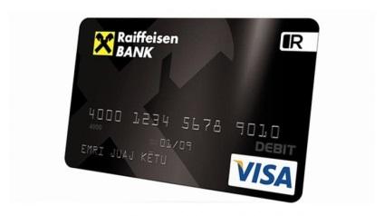 Райффазенбанк кредитная карта